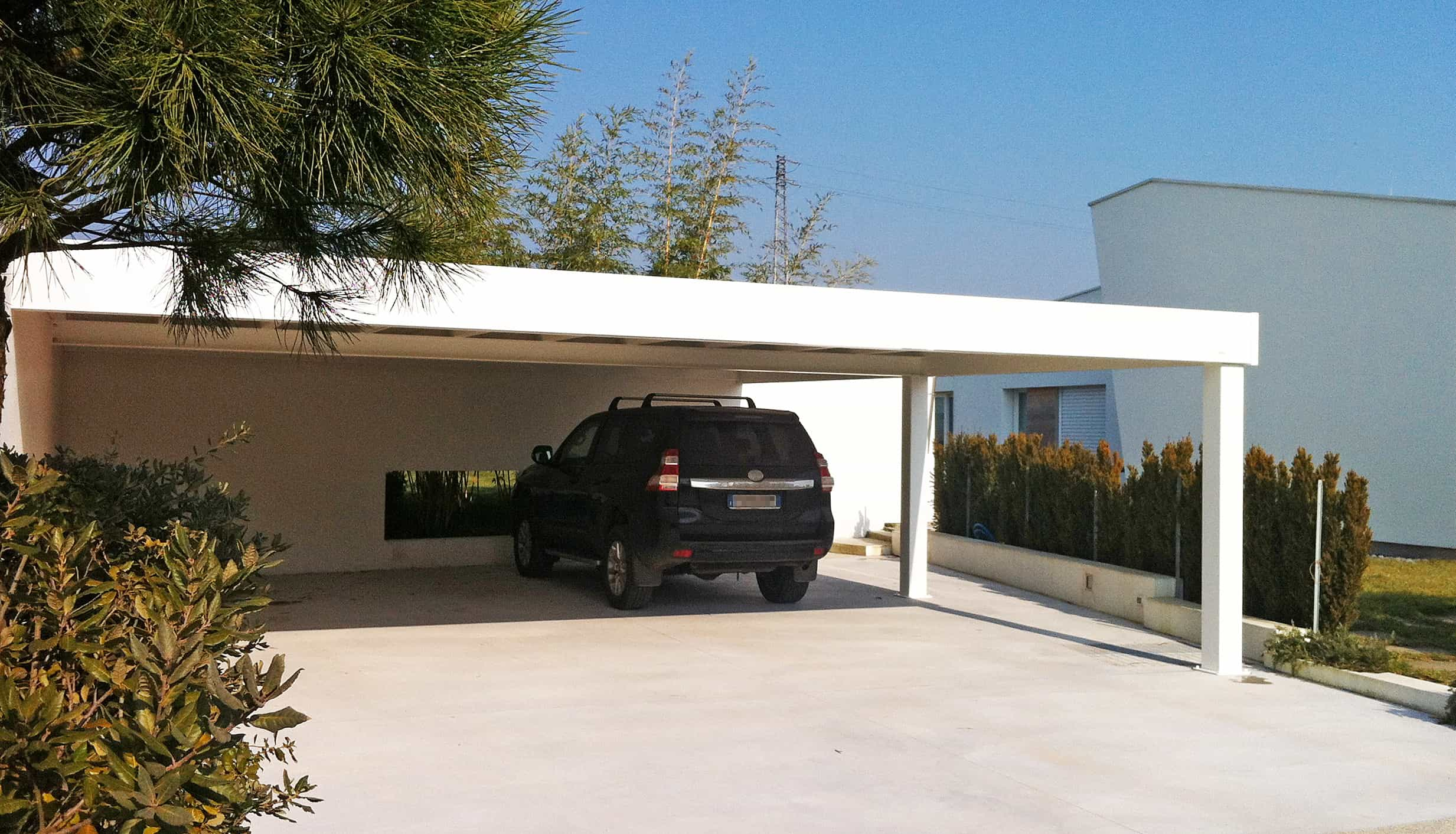 Innovatec Design carport